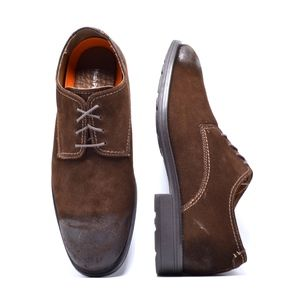 HUSH PUPPIES HPO Flex Suede Lace Up Oxfords